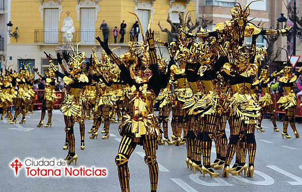 Fotos. Carnaval Totana 2016